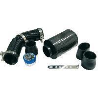 Filtres air - Kits Admission Kit admission universel - turbine carbone - filtre inox - ADNAuto