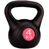 Fitness - Musculation AVENTO Kettlebell plastique 4 Kg