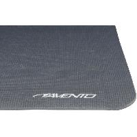Fitness - Musculation AVENTO Matelas d'exercice Synthétique 0.4 cm - Basic Gris