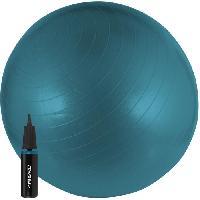 Fitness - Musculation AVENTO Swiss ball Avec Pompe - M - 65 cm - Bleu