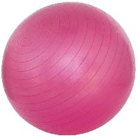Fitness - Musculation Avento Ballon de fitness 75 cm Rose 41VN-ROZ