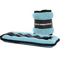 Fitness - Musculation BODYTONE - DL1 - POIDS DE CHEVILLE/POIGNET 2 X 1KG