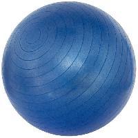 Fitness - Musculation Ballon de gym 75 cm - Bleu