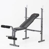 Fitness - Musculation EVERFIT Banc de Musculation Everfit WBK-500 Aucune
