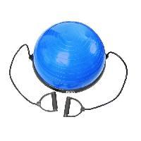Fitness - Musculation JOCCA Bosu Balance Trainer avec Élastiques Latéraux