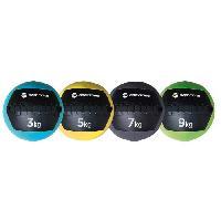 Fitness - Musculation Soft Wall Ball - Mixte - 3 Kg
