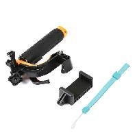 Fixation - Rotule - Accessoire De Fixation Photo - Optique WHIPEARL GP419 Kit de support Mini Trepied Bras a Selfie et Trepied de Table