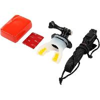 Fixation - Rotule - Accessoire De Fixation Photo - Optique WHIPEARL Kit de bouée GP215 - Pour GO Pro Hero 4 / 3 + / 3 / 2 / 1