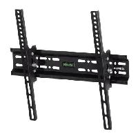 Fixation - Support Tv - Support Mural Pour Tv 00132034 Support mural TV - Inclinable - 400 x 400 - Noir
