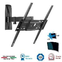 Fixation - Support Tv - Support Mural Pour Tv 400 SR Support TV mural orientable Slim 40-50