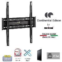 Fixation - Support Tv - Support Mural Pour Tv CONTINENTAL EDISON Support TV fixe TV 40-65 VESA 400400