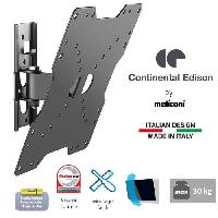 Fixation - Support Tv - Support Mural Pour Tv CONTINENTAL EDISON Support TV inclinable TV 22-40'' VESA 200200