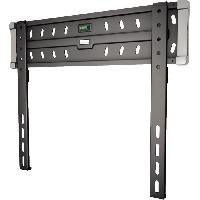 Fixation - Support Tv - Support Mural Pour Tv HAMA 00118054 Support mural TV - Fixe - 165 cm -Noir
