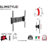 Fixation - Support Tv - Support Mural Pour Tv MELICONI 480962 Support mural TV inclinable SP 400 ST PLUS pour TV de 40'' a 82'' -101-208 cm- + cable HDMI