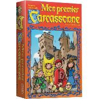 Flocon De Mais - Assemblage ASMODEE - Mon premier Carcassonne - Jeu de societe enfant