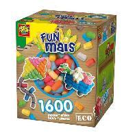 Flocon De Mais - Assemblage Jeu de creation de figurines Funmais mix Big box 1600