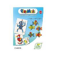 Flocon De Mais - Assemblage PLAYMAIS Book card no4