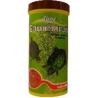Flocons - Mash - Muesli AIME Aliment principal Crevettes gammarus - Pour tortue - 1l