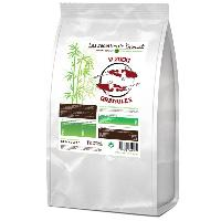 Flocons - Mash - Muesli Aliment Poisson de bassin granules V2000 - 3Kg - Recettes de Daniel