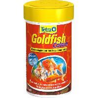 Flocons - Mash - Muesli TETRA - Tetra Goldfish Colour 100 ml - Pour poissons rouges