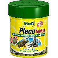 Flocons - Mash - Muesli TETRA - Tetra Pleco Tablets 66 ml
