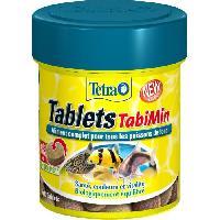 Flocons - Mash - Muesli TETRA - Tetra Tablets TabiMin 66 ml