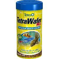 Flocons - Mash - Muesli TETRA Wafer Mix 250ml pour poisson tropical