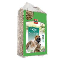 Foin Et Fourrage Foin au thym et la camomille Premium - Pour rongeur - 500 g