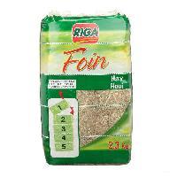 Foin Et Fourrage Foin compacte secable en 2 - pour rongeurs - 2.3kg