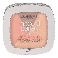 Fond De Teint - Base - Poudre  ACCORD PARFAIT Poudre de teint Accord Parfait - 102 Doré - Abc
