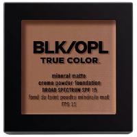 Fond De Teint - Base - Poudre  BLACK OPAL Fond de teint BRL-1468 005 True Color Mineral Matte Powder Foundation SPF15