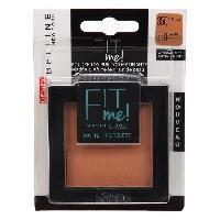 Fond De Teint - Base - Poudre  Fit Me - Poudre mat antipores - 350 Caramel BL