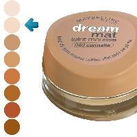 Fond De Teint - Base - Poudre  GEMEY MAYBELLINE Dream Mat Fond De Teint - 040 Cannelle