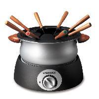 Fondue Electrique LAGRANGE CLASSIC 349001 Fondue - Noir
