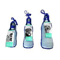 Fontaine A Eau MPETS Bouteille d'eau - Pour chien - 300ml - Bleu - M Pets