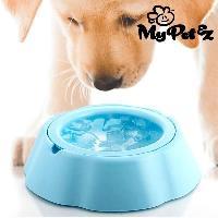 Fontaine A Eau MY PET Fontaine Frosty Bowl - Pour animaux domestiques