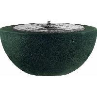 Fontaine De Jardin ESTERAS Fontaine Loa Stone Black - Fibre de verre