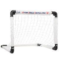 Football 2 Minis Buts Cages Football Pliable FFF Equipe de France Generique