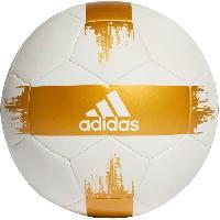 Football ADIDAS Ballon de Football EPP II - Blanc/Or