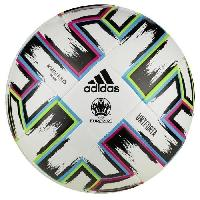 Football ADIDAS Ballon de foot adidas Euro 2020 Uniforia Training Blanc - FU1549 - Noir - Rose