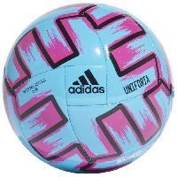 Football ADIDAS Ballon de football Unifo CLUB Bright cyan /Shock pink/ Black