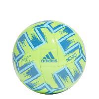 Football ADIDAS Ballon de football Unifo CLUB Solar green/Bright cyan/ Glory blue