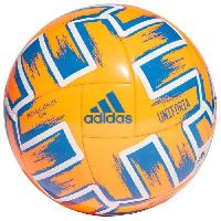 Football ADIDAS Ballon de football Unifo CLUB Solar orange/Glory Blue/white