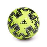 Football ADIDAS Ballon de football Unifo CLUB Solar yellow/Iron metallic/ Black