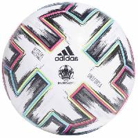 Football ADIDAS Ballonde football Unifo Pro  White/Black/Signal/Green /Bright cyan