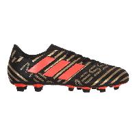 Football ADIDAS Chaussures de football Nemeziz 17.4 - Mixte - Noir - 42