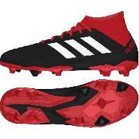 Football ADIDAS Chaussures de football Predator 18.3 FG II - Homme - Noir - 41 1-3