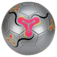 Football GET & GO Ballon de football - Gris argenté Getgo