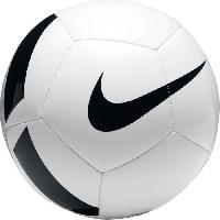 Football NIKE Ballon Football PITCH TEAM - Blanc - Taille unique