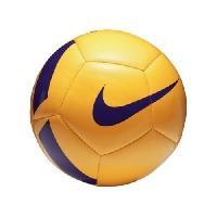 Football Nike Ballon de Football Pitch Team - Jaune et Violet